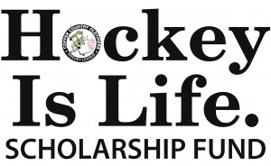 Hockey is Life Scholarship Logo