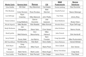 2020-21 Roster